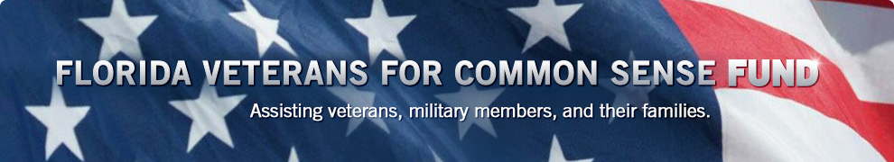 Florida Veterans For Common Sense Fund